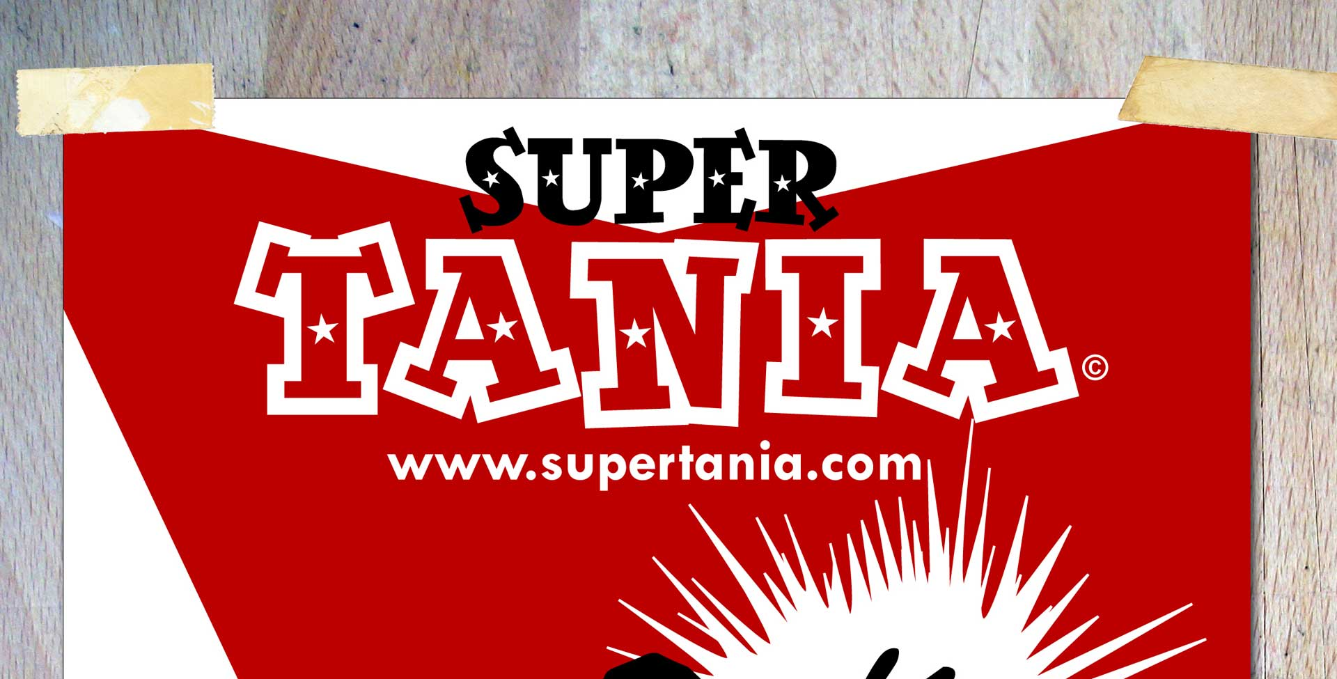 ANIMA ETICA -  SUPER TANIA